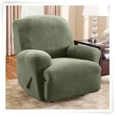 Stretch Slipcovers For Recliners Large Recliner Slipcover Foter