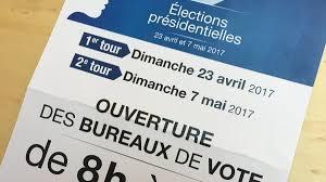 horaire ouverture bureau de vote présidentielle 2nd tour dans le calvados quels horaires pour les