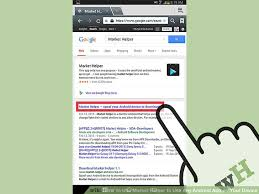 android market app 3 ways to use market helper to use any android app on your device