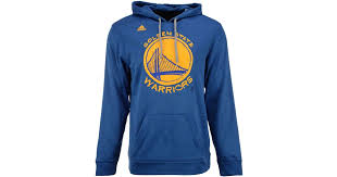 adidas originals men u0027s golden state warriors quick draw hoodie in