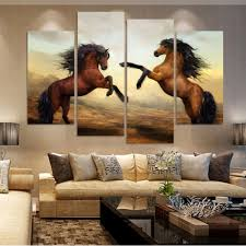 Art Decor Home by Online Get Cheap Abstract Horse Art Prints Aliexpress Com