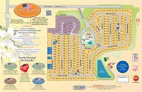 Clermont Fl Map Elite Resorts Citrus Valley Campground Fl Map Of Resorts