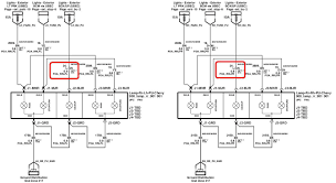2004 Silverado Tail Lights 1993 Chevy Truck Tail Light Wiring Diagram Efcaviation Com