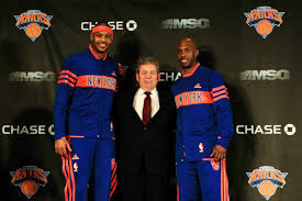 to boo carmelo anthony or not to boo him that u0027s the question