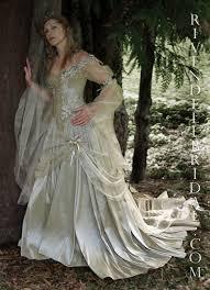 celtic wedding dresses fairy wedding dresses celtic elvish
