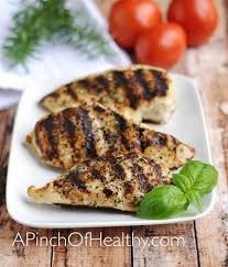 Best Grill Pan For Ceramic Cooktop Grilled Chicken Easy Grill Pan Method A Pinch Of Healthy