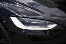 xe lexus chay bang dien tesla model x suv chạy điện đầu tiên tại sài gòn ô tô zing vn