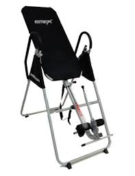 Inversion Table Review by Emer Deluxe Foldable Gravity Inversion Table Review Inversion