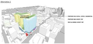 apex building redevelopment project gets first approval bethesda