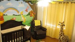Jungle Curtains For Nursery Jungle Theme Nursery Wallpaper One Thousand Designs 12 Popular