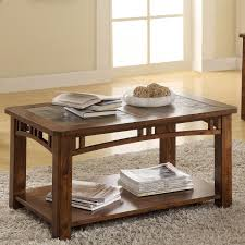 Riverside Coffee Table Coffee Table W Casters By Riverside Furniture Wolf And Gardiner