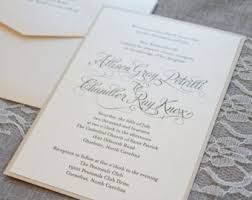wedding invitations quincy il custom handmade wedding invitations stationery by lamaworks