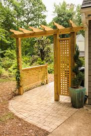 backyard landscaping and patio reveal pretty handy