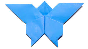 origami butterfly easy origami for kids and beginners youtube