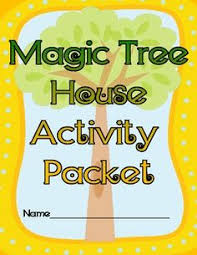 magic treehouse 1 comprehension packet question packet for