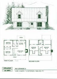 large log home floor plans pinefalls large log cabin designs and floor plans 20x40 lake