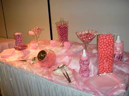Baby Shower Candy Buffet Pictures by Candy Buffet Ideas Candy By Brandi Pink Candy Buffet Baby