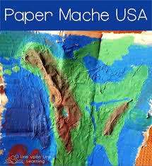 map us landforms a introduction to u s geography inspired by paul bunyan