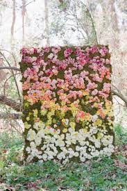 amazing flower wall a unique photobooth backdrop place for