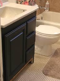 painting bathroom vanity ideas painting vanity black in bathroom painted black bathroom vanity
