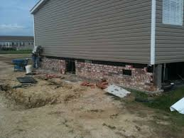 Single Wide Mobile Home Remodel by Mobile Home Skirting Homes Brick Manufactured Kelsey Bass Ranch