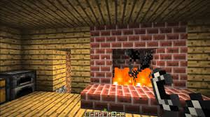 how to make a fireplace and chimney in minecraft minecraft