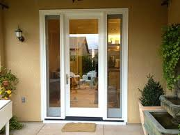 exceptional patio french doors with sidelights 8 single french