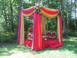 How To Make A Chuppah Draping U2022 Festivities Event Rental Decor U0026 Floral