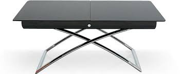 Calligaris Coffee Table by Connubia Calligaris Magic J Cb 5041 G Table Convertible L 115 X