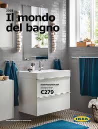 Ikea Bagno Pensili by Brochure Bagno 2018
