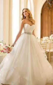 38 sweetheart wedding dresses that wow weddingomania