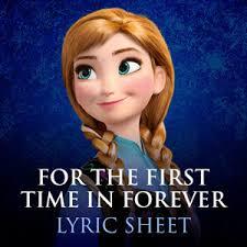 frozen sing lyrics u0026 soundtrack disney frozen