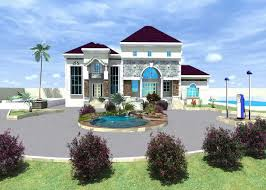 How To Go About Building A House | i go dye is building himself a luxurious home in benin take a look