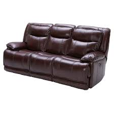 leather reclining sofa loveseat bordeaux burgundy leather match power reclining sofa u0026 loveseat