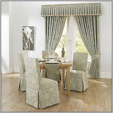 High Back Dining Room Chair Slipcovers Chairs  Home Decorating - Dining room chair slip covers