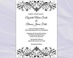 wedding invitation template wedding invitation designs unique wedding