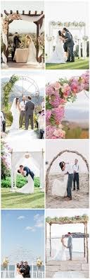 wedding arches coast 132 best wedding canopy arches images on wedding