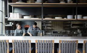 open kitchen dining is trending in san diego california eat