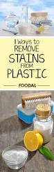 11 clever ways to remove stains from plastic foodal
