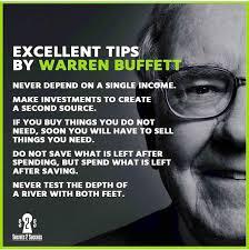 quote from warren buffett wright thurston on twitter
