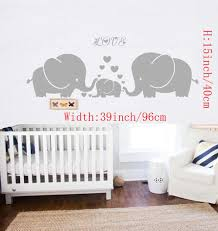 elephant wall for kid room decor baby nursery u2013 homeaccessoryshop