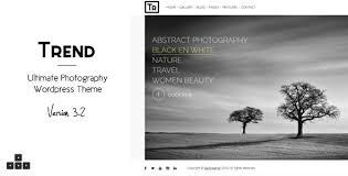 discount deals trend photography wordpress themeyou will get