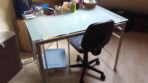 donne bureau donne bureau en verre gratuit 78360 montesson don mobilier et