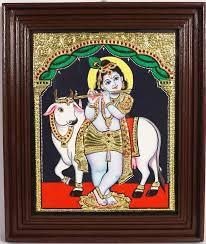 thanjavur paintings poompuhar blog
