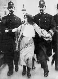 suffragettes vs police the women prepared to go to prison for