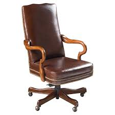 Wood Swivel Desk Chair vintage office chair home office