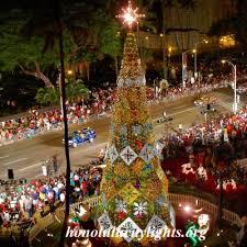 Honolulu City Lights Where To See The Best Christmas Lights On Oahu