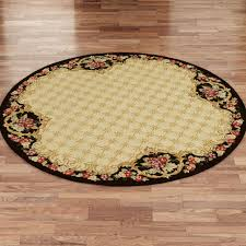Area Rugs With Circles Area Rugs Fabulous Circle Area Rugs Wine And Roses Hooked Round