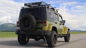 jeep wrangler performance exhaust 2007 2011 jeep wrangler performance exhaust system kit flowmaster
