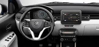Suzuki Ignis Interior Ignis Suzuki Ignis Gl V Kia Picanto Photo Lachie Hinton With